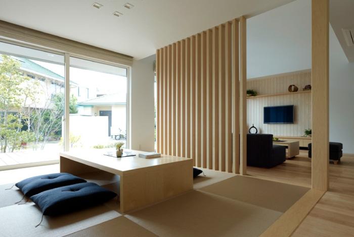 Come arredare il soggiorno in stile giapponese blog di for Casa stile zen