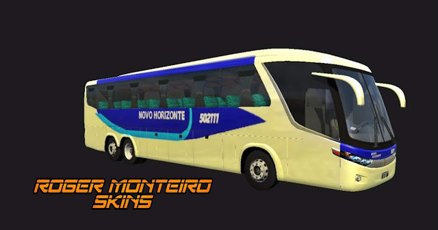 MARCOPOLO G7 1200  NOVO HORIZONTE