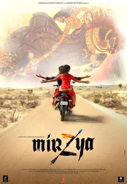 Mirzya 2016 Torrent Download HD 720p 1080p