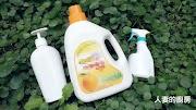 自製清潔劑(非柑橘清潔劑)--清潔劑篇