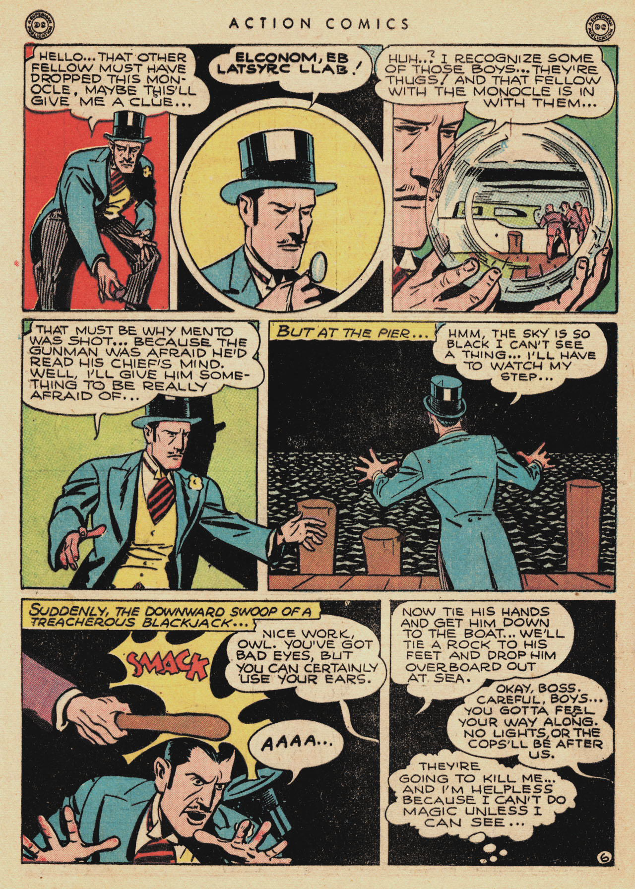 Read online Action Comics (1938) comic -  Issue #94 - 48