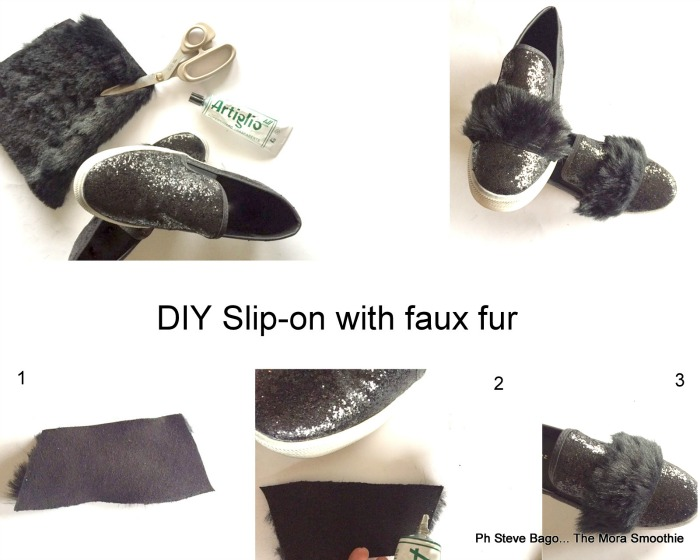 diy, fashion diy, diy craft, diy project, fashion blog, fashion blogger, diy slipon, slipon, italian fashion blogger, tutorial slipon, come fare delle slipon con pelliccia, slipon pelliccia, paola buonacara, fashion blogger italiana, web influencer, influencer