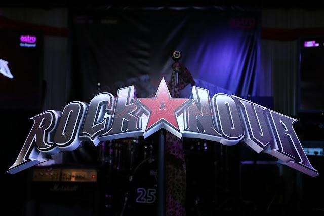 ROCKANOVA Kebangkitan Fenomena Aliran Muzik Rock