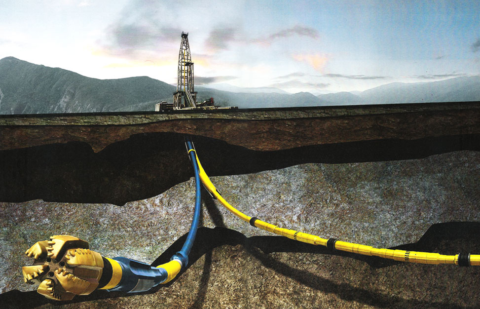 Directional Drilling Horizontal Oil Well Drilling