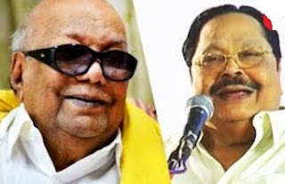 Durai Murugan about Kalaignar's Health Condition