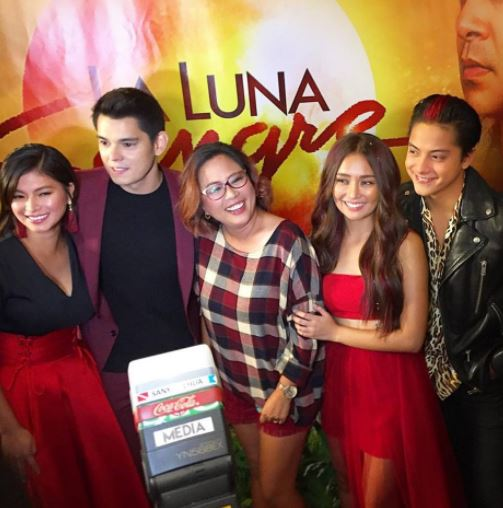 The Star Studded Grand Press-Con Of La Luna Sangre! Celebrities Definitely Looked Stunning!