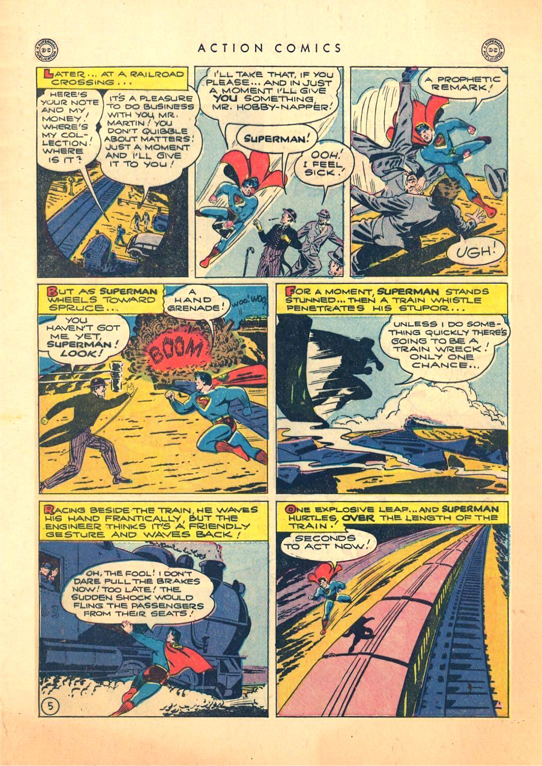 Action Comics (1938) 73 Page 5