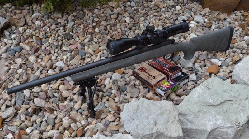 Remington 700 SPS Tactical  308 Review