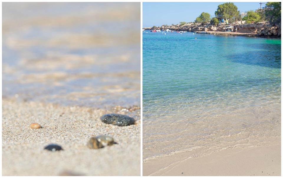 Voyage: 5 plages pour enfants à ibiza I