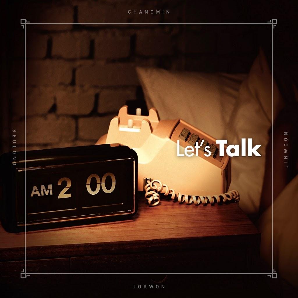 [Album] 2AM – Let's Talk (MP3)