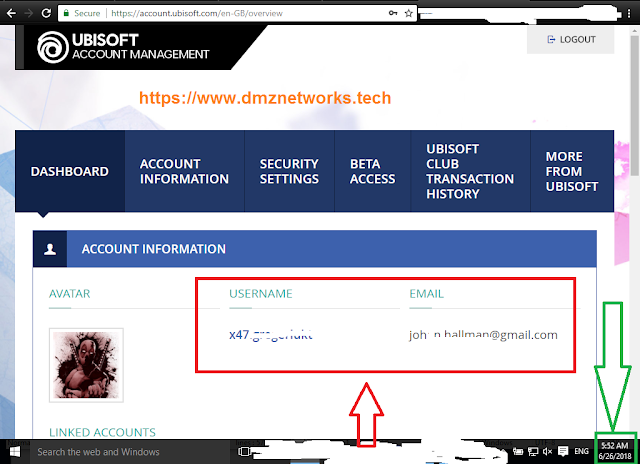 Uplay Accounts With Games[Far Cry,Assassin's Creed ,WATCH_DOGS..]
