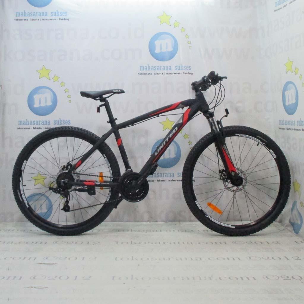Mahasarana Sukses™: Sepeda Gunung United