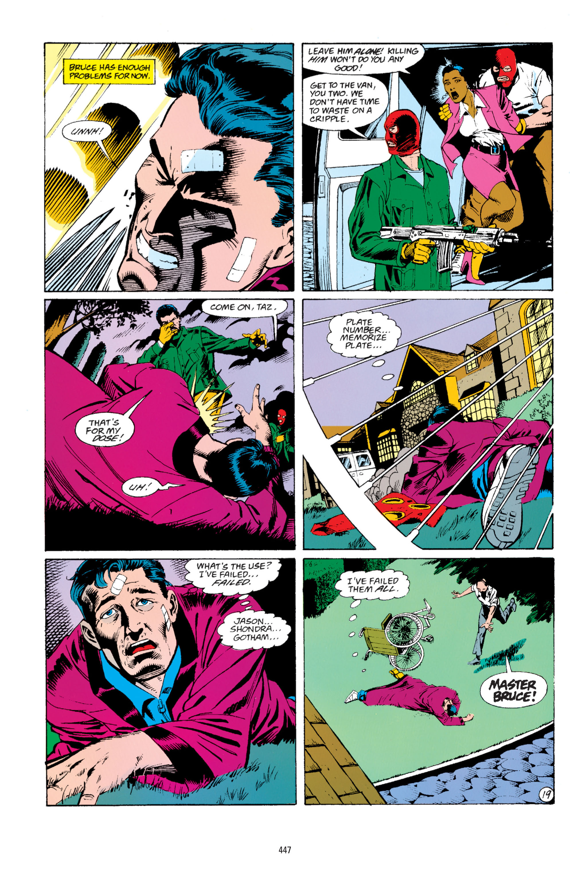 Detective Comics (1937) 665 Page 18