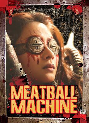 [Crítica] Meatball Machine - Yûdai Yamaguchi, Jun'ichi Yamamoto, 2005