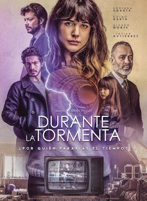 Durante La Tormenta 2018 DVD R2 PAL Spanish