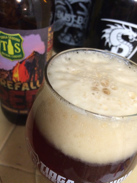 Tioga Sequoia Firefall American Red Ale 2