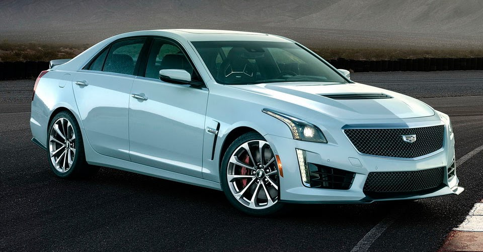 Mirror Finish Sports Car Cadillac