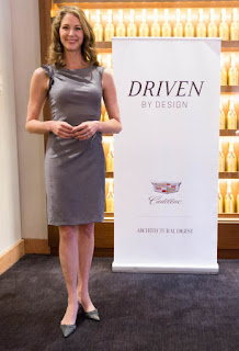 Emcee for Cadillac and Architectural Digest tours