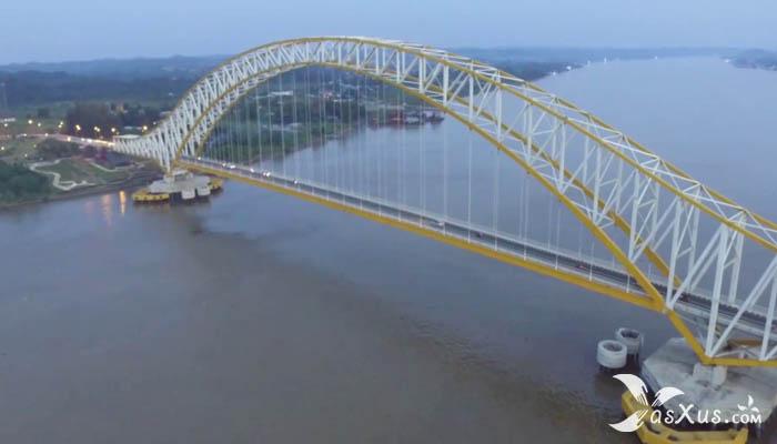 10 Urutan Jembatan Terpanjang di Indonesia Saat Ini