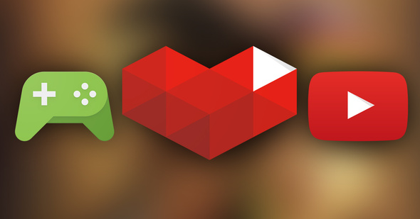 Google Play Games 03.03.54 allow streaming on YouTube from your mobile Android