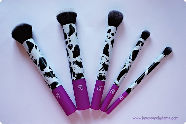 Real Techniques Berlin Brush Set brochas maquillaje belleza iherb