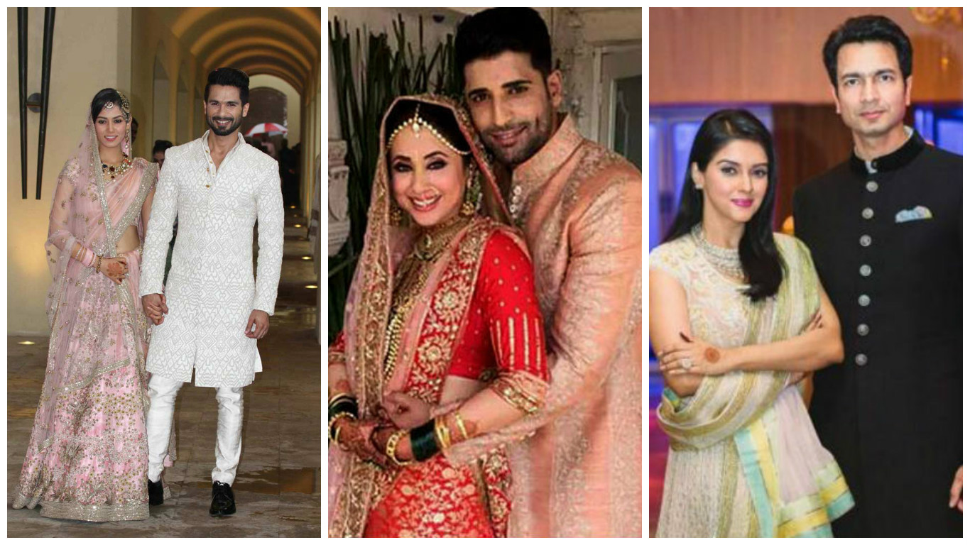 Weddings There Are Also Some Bollywood S Who Opted For Low Key And Simple Away From Limelight We Bring To You