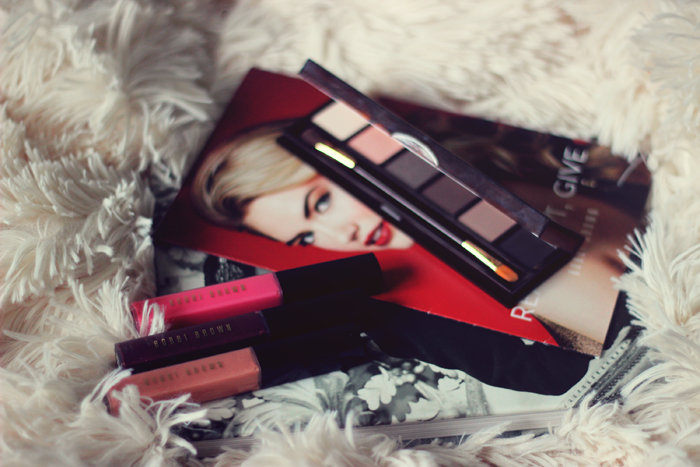 Bobbi Brown Holiday 2014 Limited Edition Cool Eye palette