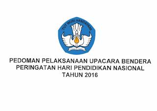 Juknis Pedoman Hari Pendidikan Nasional Tahun 2016