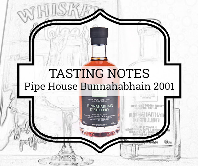 A Tasty Dram Whisky Blog tasting notes