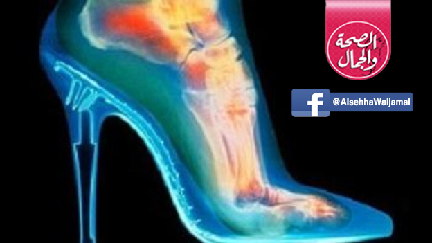 High heels, may cause cancer