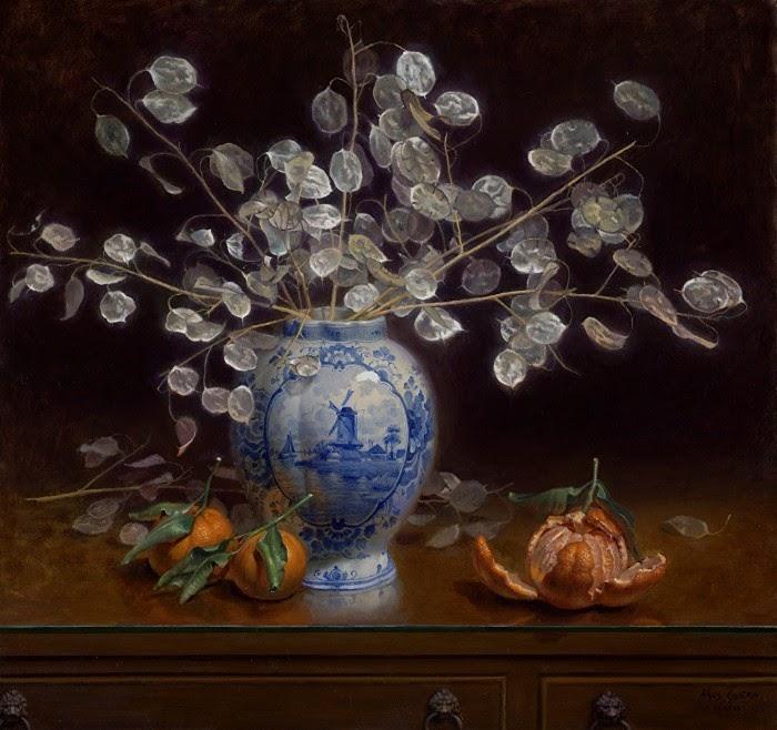 Немецкий художник. Hans Guerin