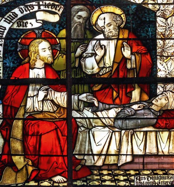 Monastero di ruviano commento quinta domenica del tempo for Aggiunta suocera