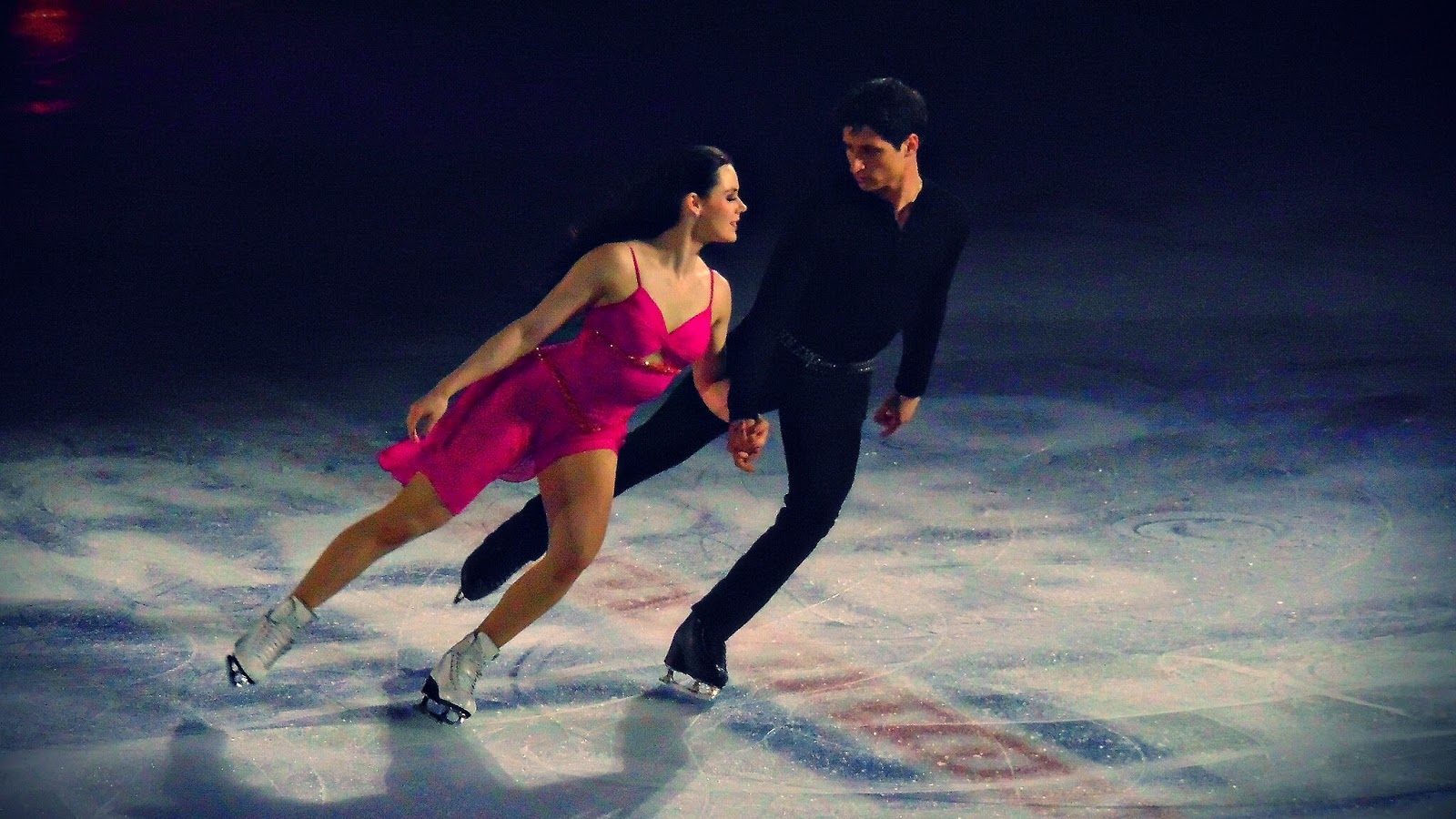Tessa Virtue and Scott Moir - Ice Dance