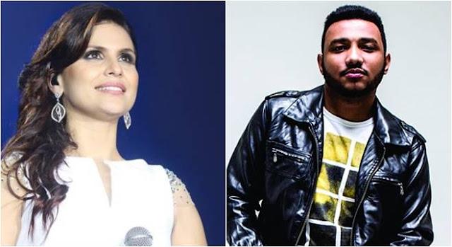 Aline Barros e Eli Soares