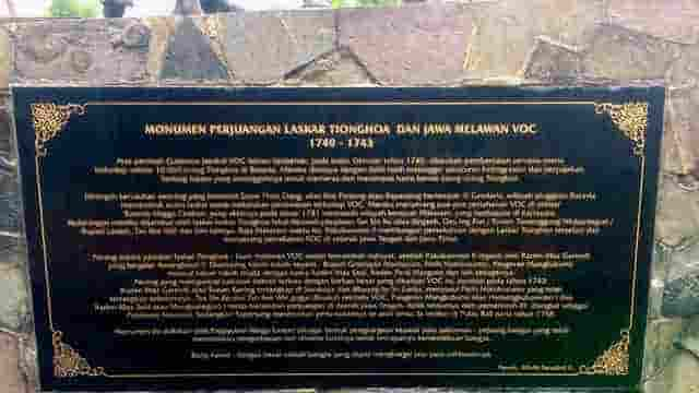 Peran Etnis Tionghoa Dalam Sejarah Berdirinya Kesultanan Jogjakarta