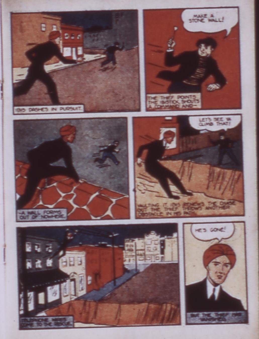 Read online WHIZ Comics comic -  Issue #3 - 35