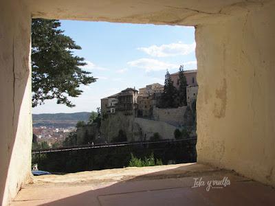 Habitación vistas Parador Cuenca
