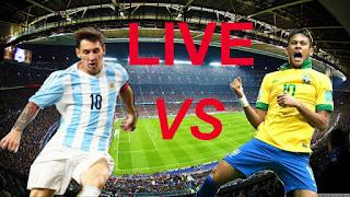 اون لاين مشاهدة مباراة البرازيل والارجنتين بث مباشر 16-10-2018 البطولة الرباعية الودية اليوم بدون تقطيع