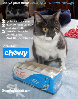 Mousse For Your Mouser #chewyinfluener