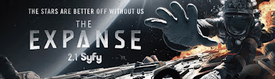 The Expanse Season 2 Banner Poster