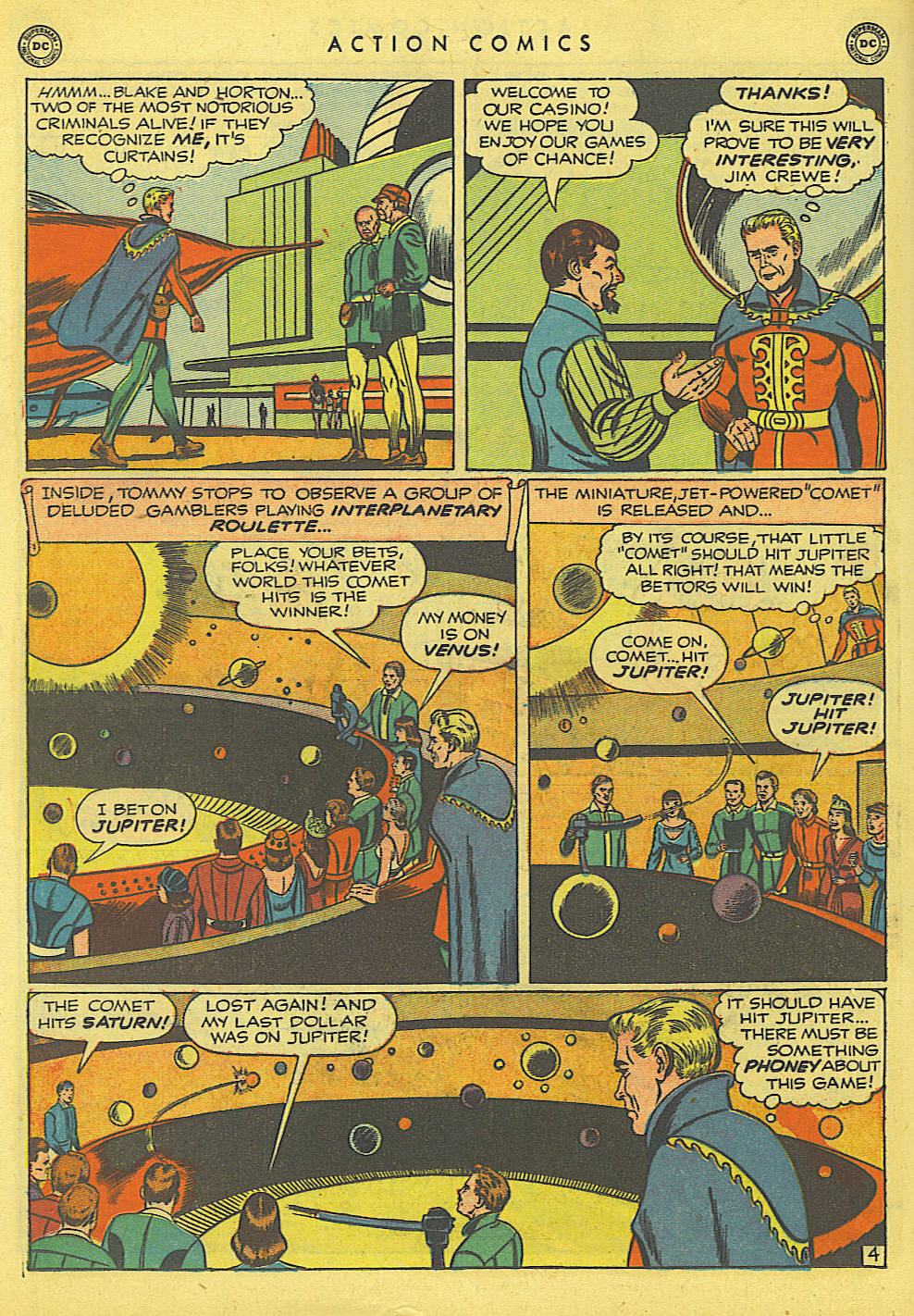 Read online Action Comics (1938) comic -  Issue #145 - 17