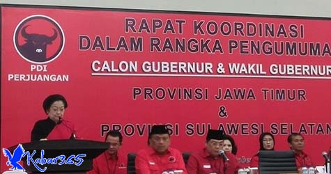 Megawati: Gus Ipul Anak Angkat Saya, Anas Generasi Milenial