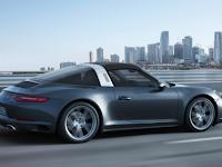 2018 Porsche 911 Carrera 4S Targa PDK Automatic Review