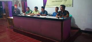 Aris Munandar Nahkodai Karang Taruna Desa Curug Wetan