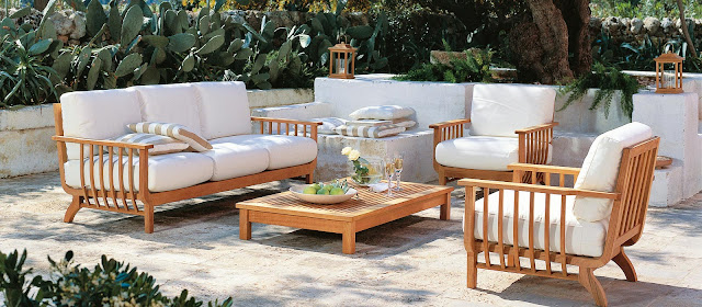 You Choose Outdoor Dining or Lounge Furniture