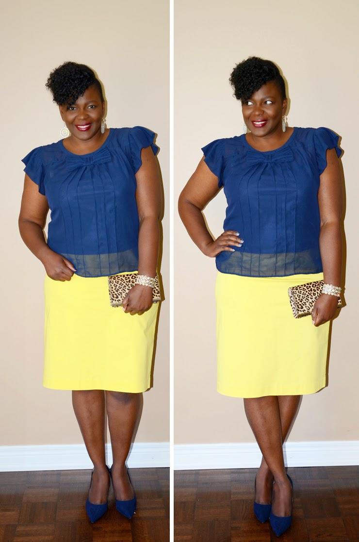 Closet Remix One Skirt 7 Ways My Curves And Curls
