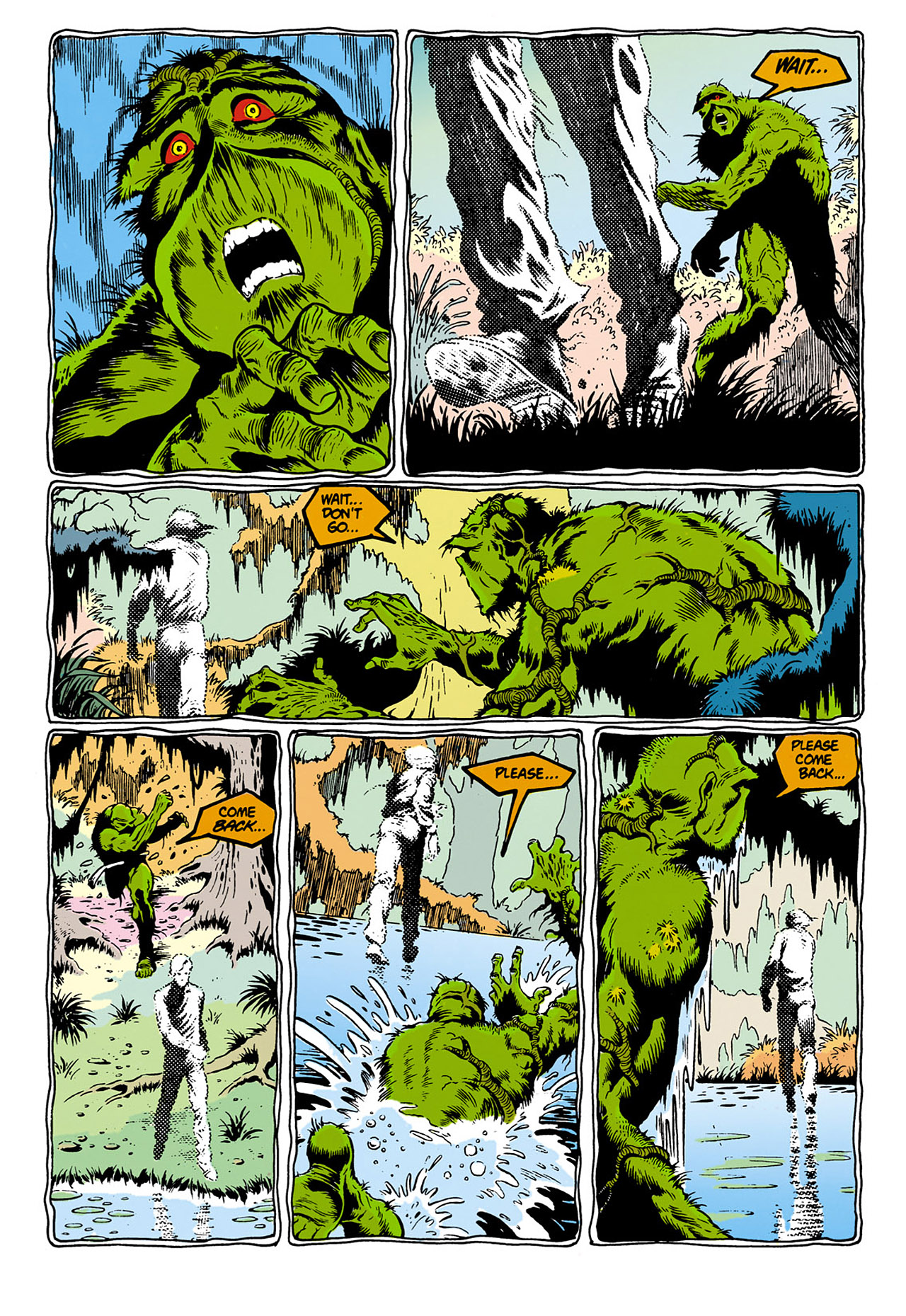 Swamp Thing (1982) Issue #28 #36 - English 9