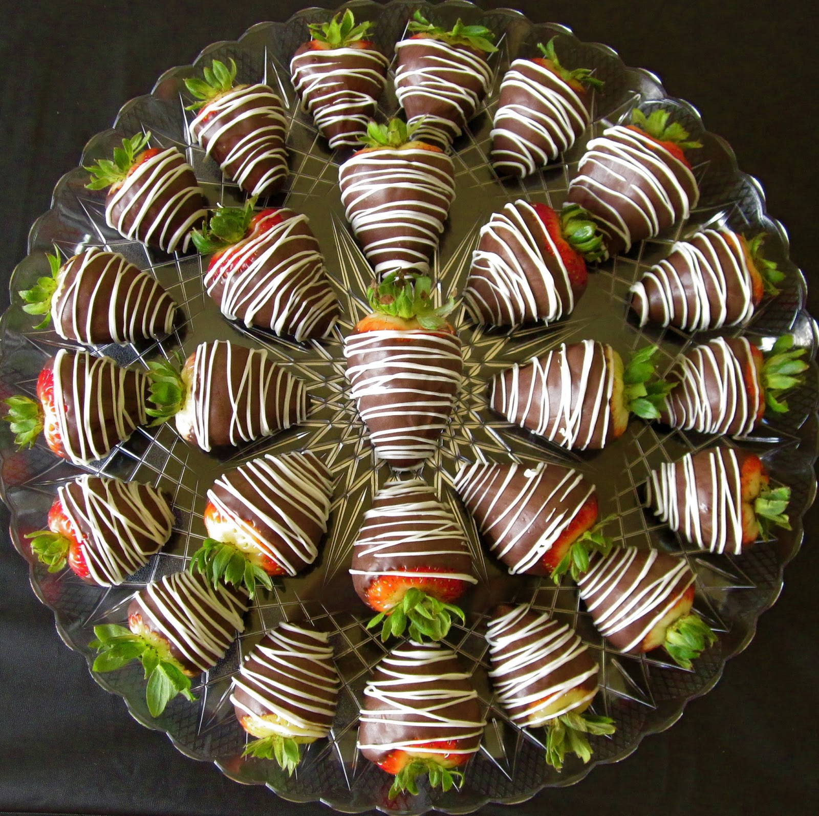 Chocolate Covered Strawberries Recipe Chocolate Chips