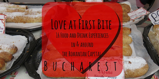 Love at First Bite in and around Bucharest: http://www.sidewalksafari.com/2015/07/bucharest-love-at-first-bite.html