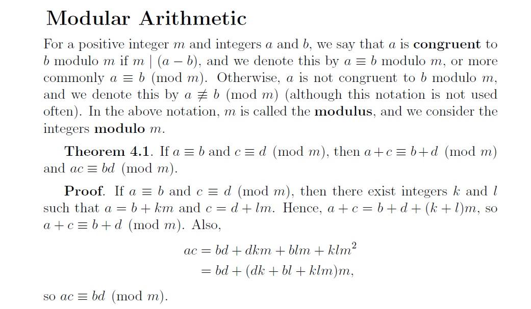 Panduan Pemula Belajar Aritmetika Modular